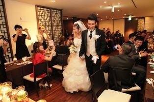 1.5次会結婚式