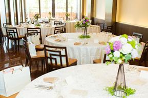 結婚式個室